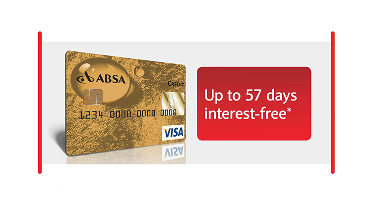 Absa credit card