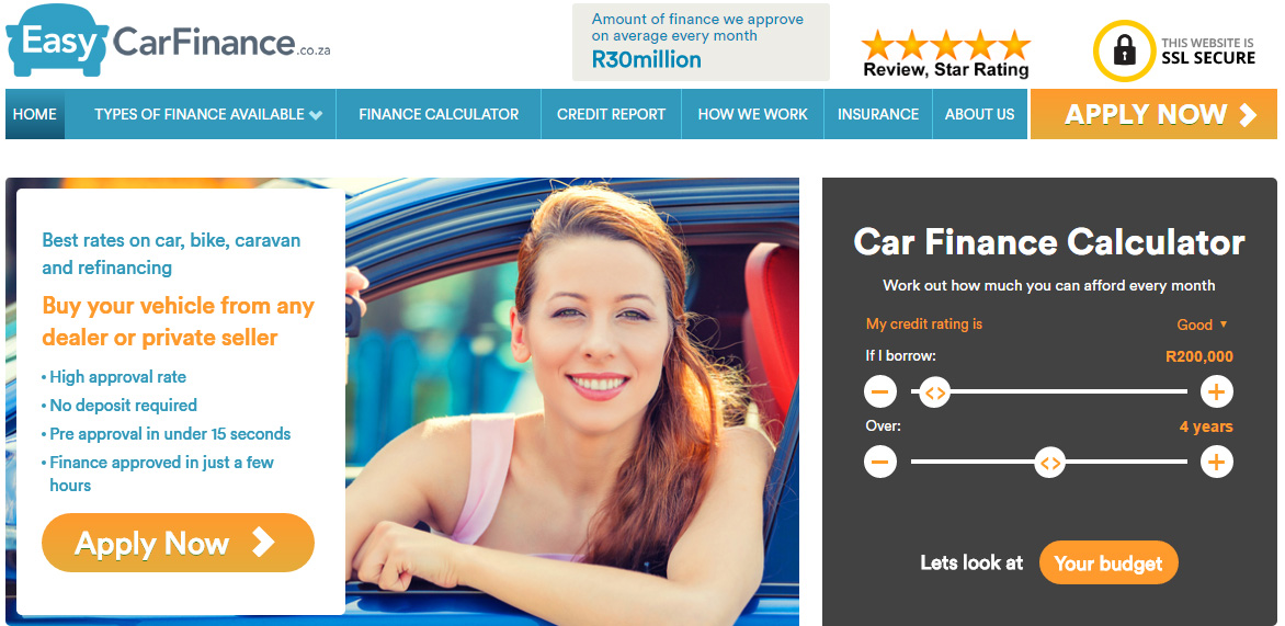 Easy Car Finance