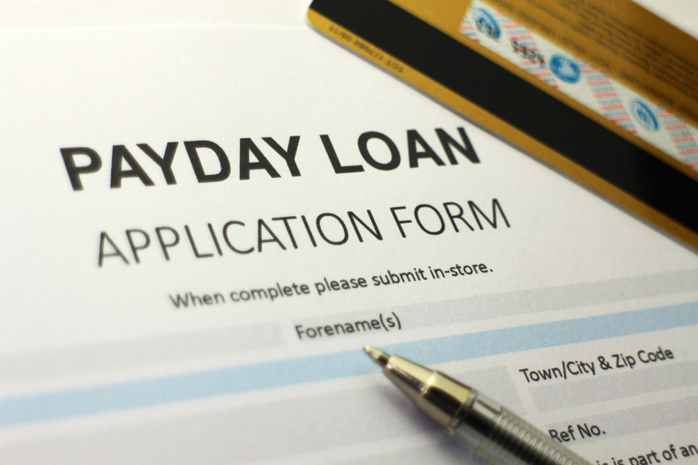 SMA Payday Loans