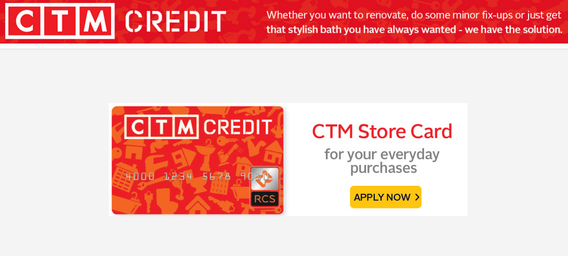 CTM credit and loans