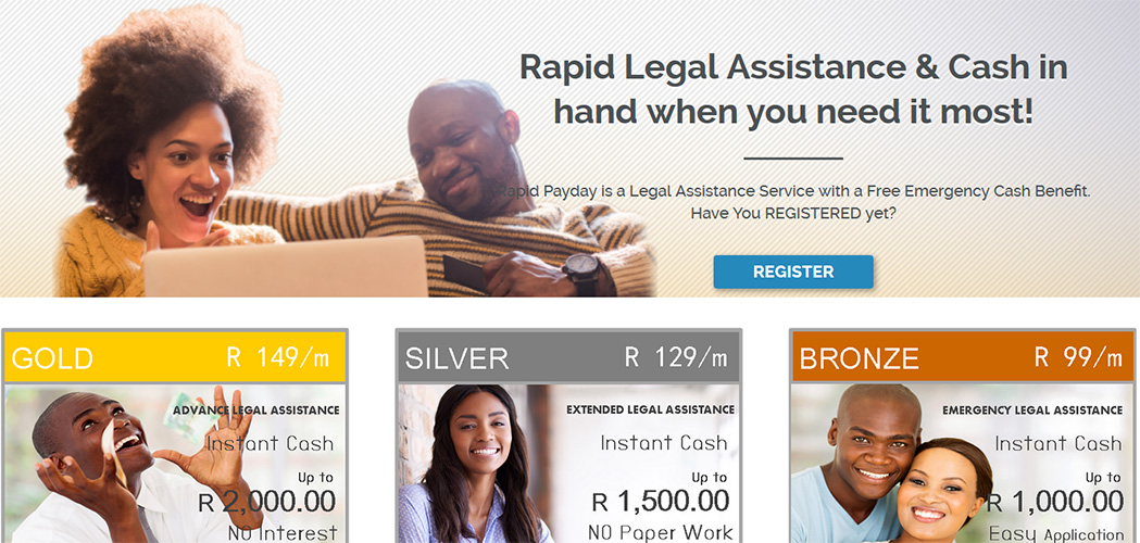 Rapid Payday loans