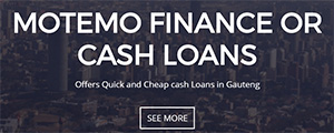 motemo finance cash loans